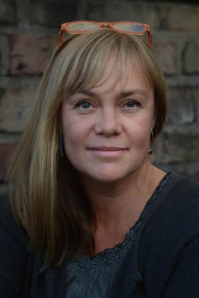 Porträtt på Sara på Riddarholmen